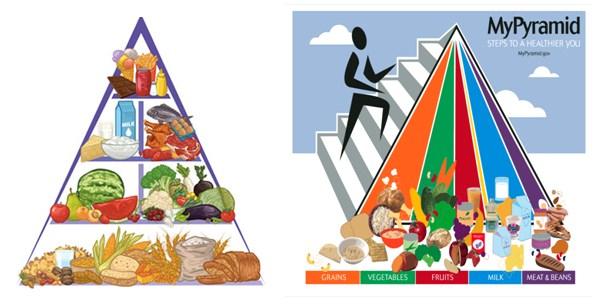 Харчові піраміди